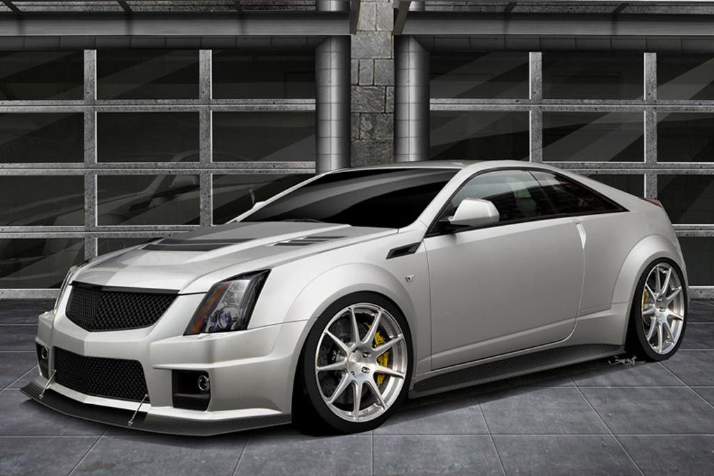 Pin on cts v