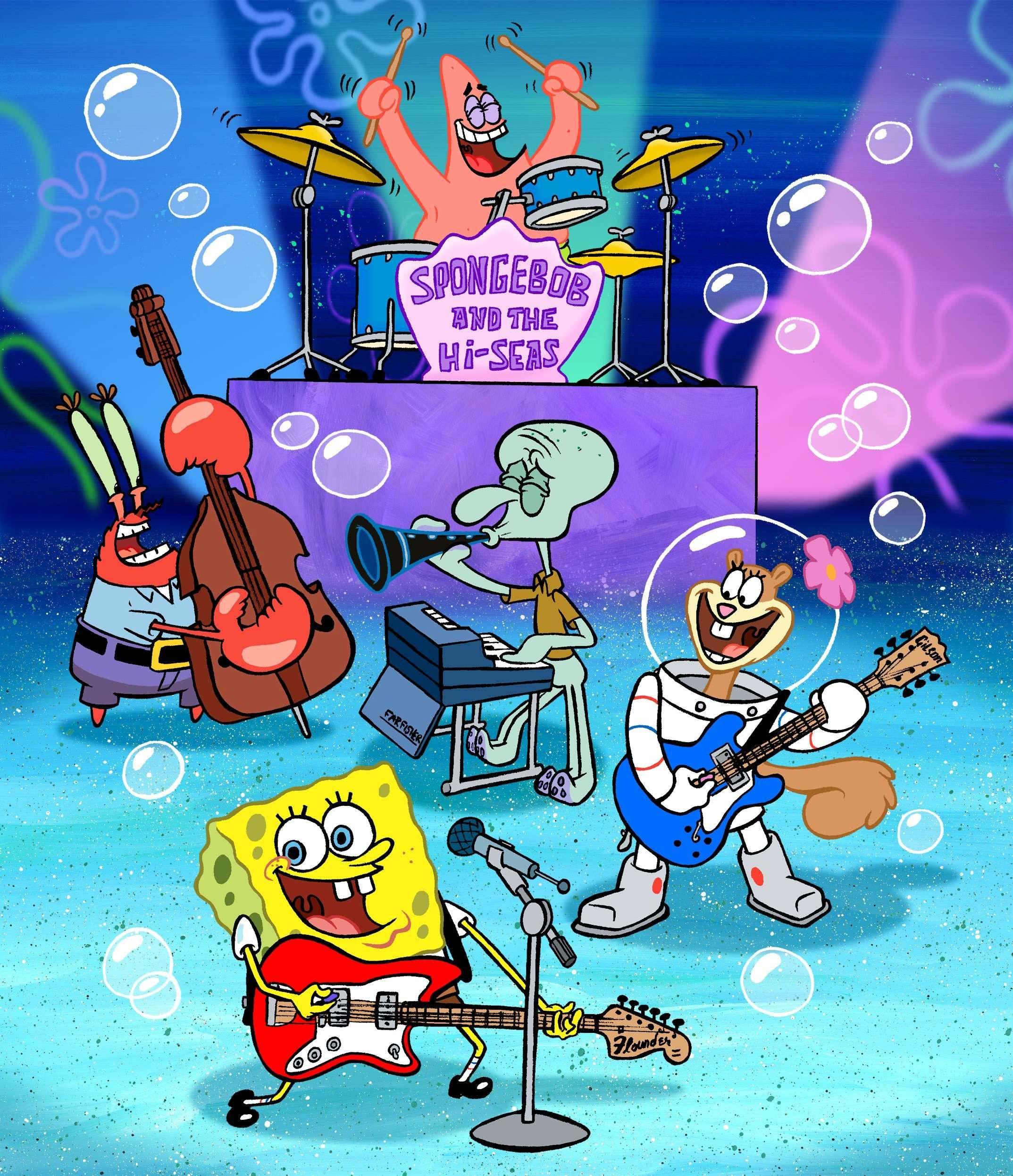 Uncategorized Spongebob And His Friends spongebob squarepants and friends tattoos that i love friends