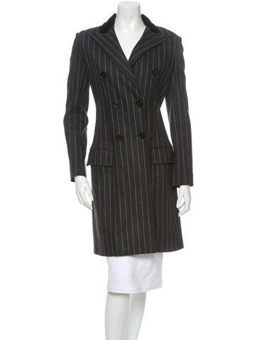 Valentino Pinstripe Jacket