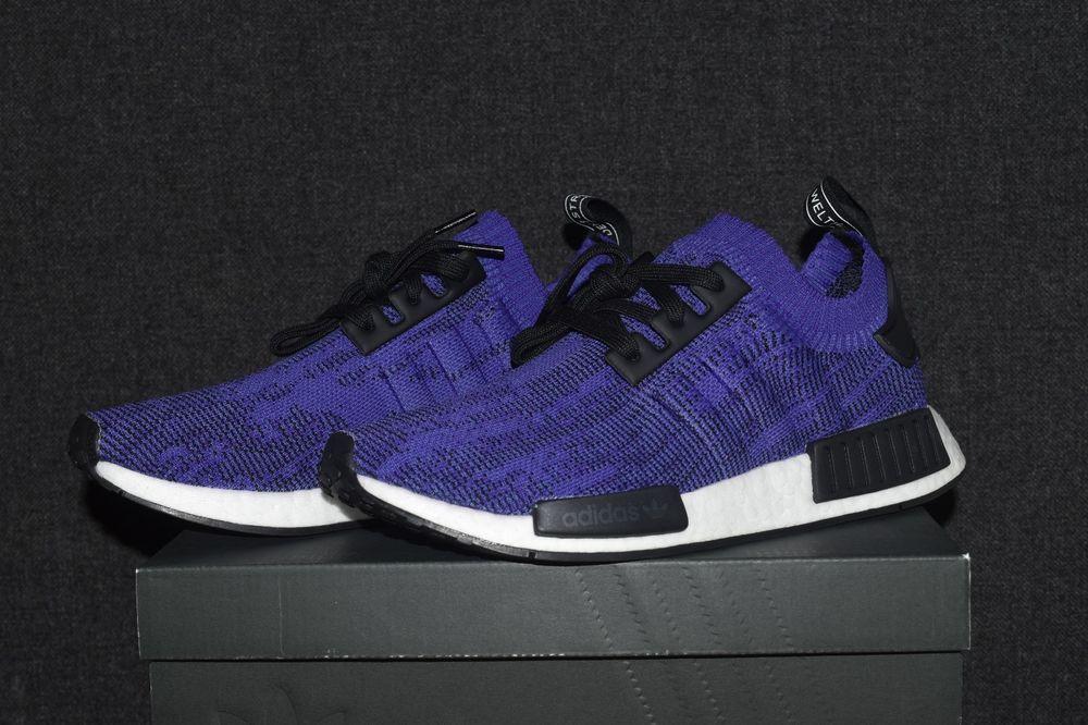 separation shoes 26021 adced B37627] Mens Adidas Originals NMD_R1 PK Primeknit Purple ...