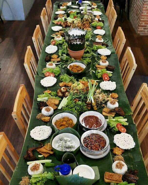 Nasi Liwet Nusantaraindonesian fusion #indonesianfood ...