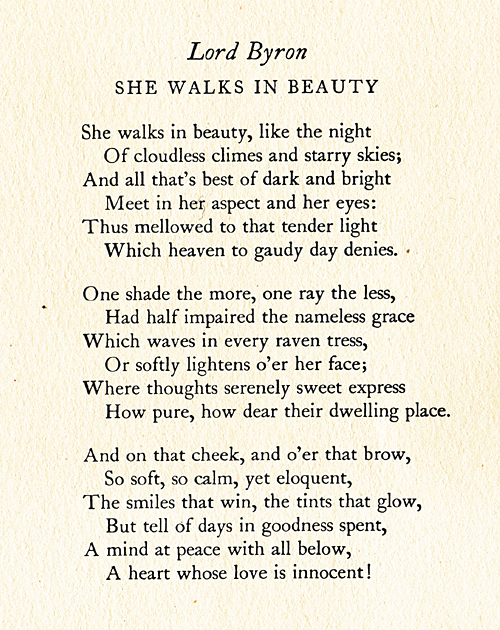 Poems For Her Beauty 6