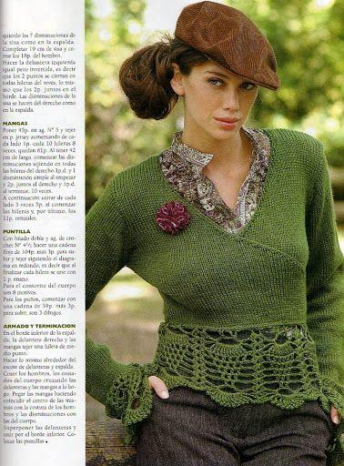 Mis Pasatiempos Amo el Crochet: Gran colecciòn de prendas para damas en ganchillo
