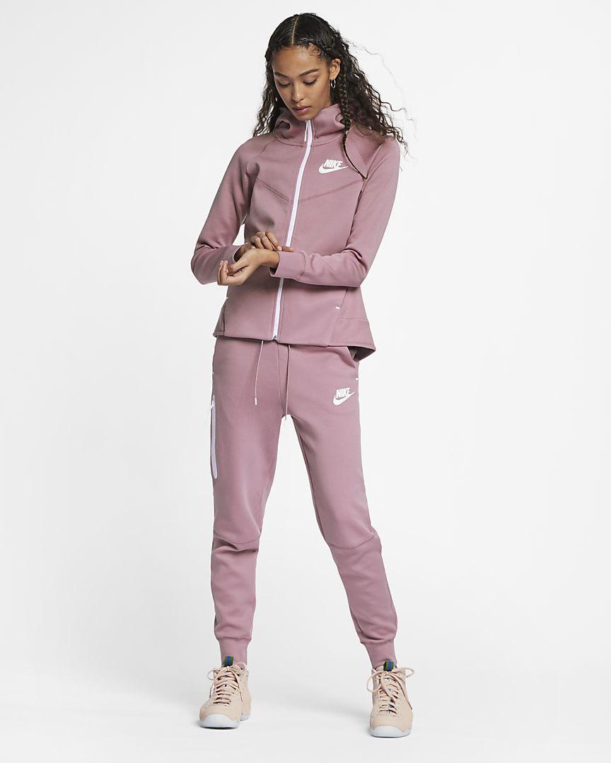 Nike Sportswear Tech Fleece Windrunner Hoodie met rits voor ...