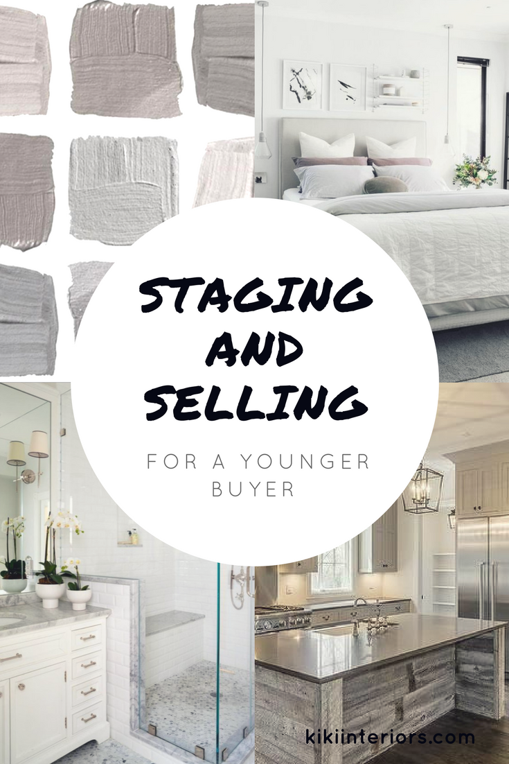 Staging (and Selling) For a Younger Buyer | Selling real estate ...