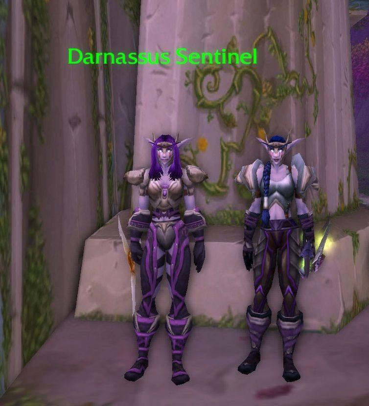 Darnassiansilverwing Sentinel Transmog Eluvias Transmog Gallery
