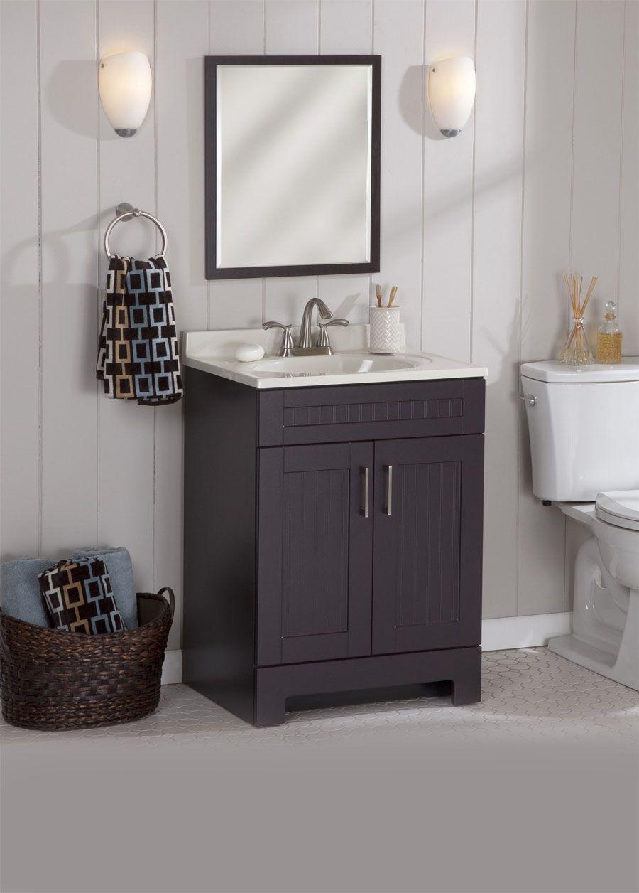 Haz de tu ba o un espacio c modo rincones y detalles de for Muebles de bano para espacios pequenos
