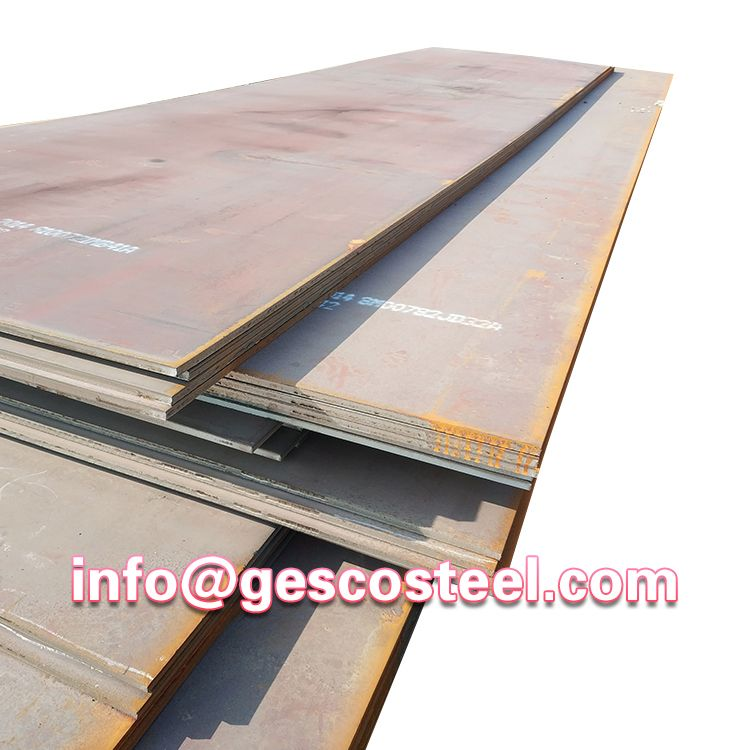 Heat Resistant A588 Gr A Corten Steel Plate Corten Steel Corten Steel Plate