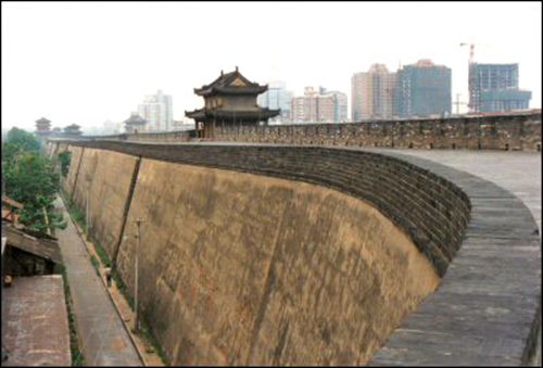 rammed earth walls great wall of china rammed earth on great wall of china id=78099