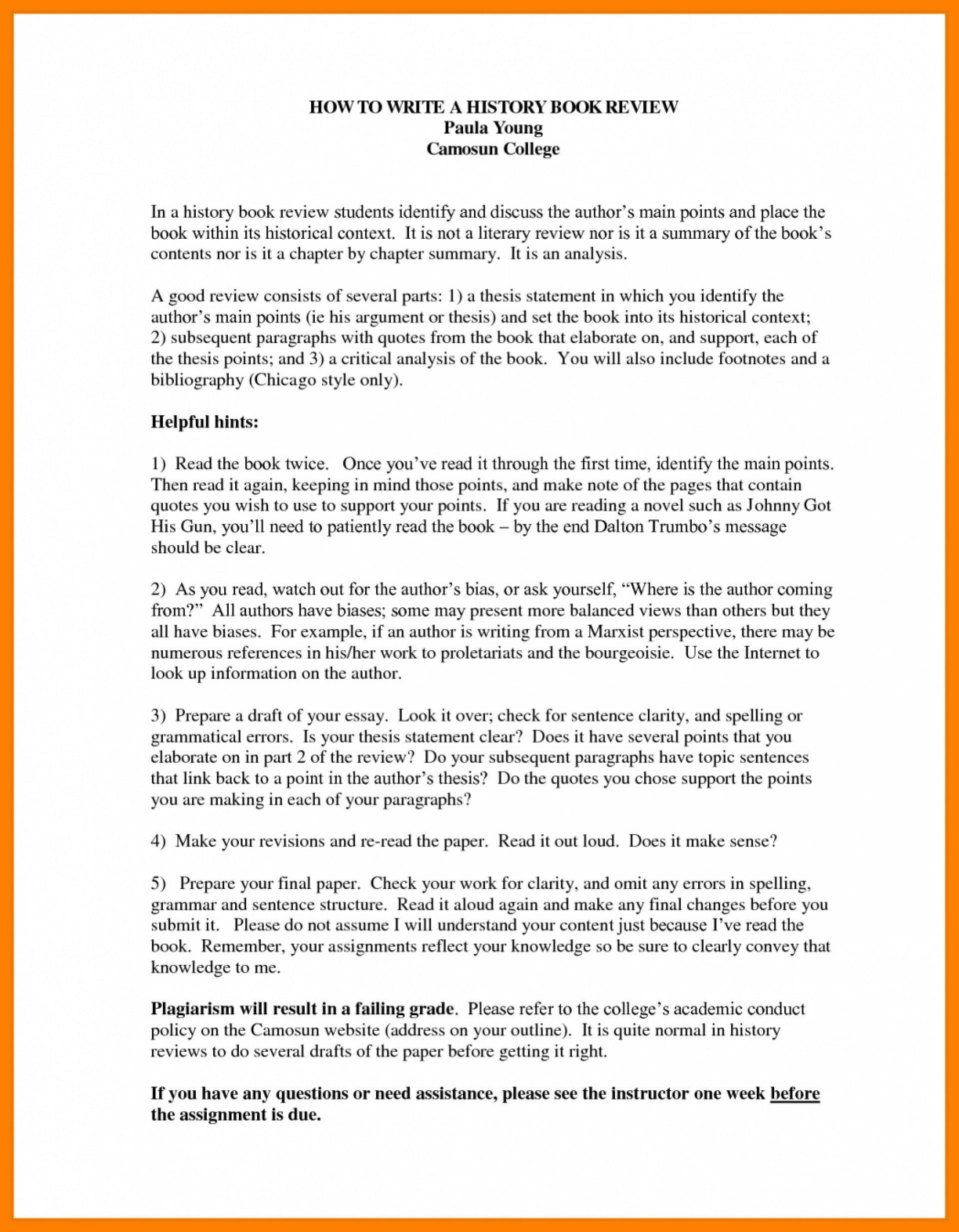 Book Analysi Format Sample Lovely 009 How To Write Review Essay Example Idea Collection Template Writing A Report Templates Cite Chapter Chicago