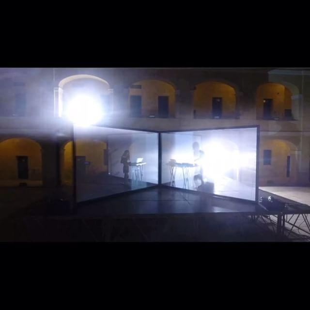 Malta 2016. Captured by @arnauddeprass #drone #dji #phantom4 #nonotak #lightart #projectionmapping #performance #idm