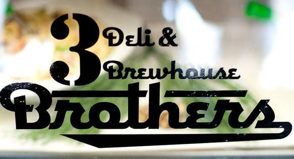 3 Brothers Deli & Brewhouse