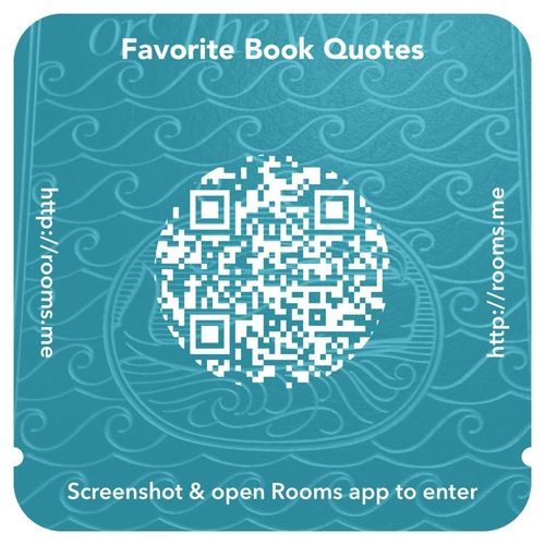 9. Favorite Book Quotes - This room is cool because the concept is so simple: Post a picture of a book and include your favorite quote from it in a caption. That's it. It makes scrolling through the feed really fun — especially when you come across one you love, posted by someone you don't know yet. Lots of good stuff happening in the comments here, too. #rooms #facebookrooms