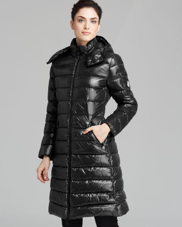 d52d96985 Moncler Moka Mid Length Down Coat   REGINA WASHINGTON   Down coat ...