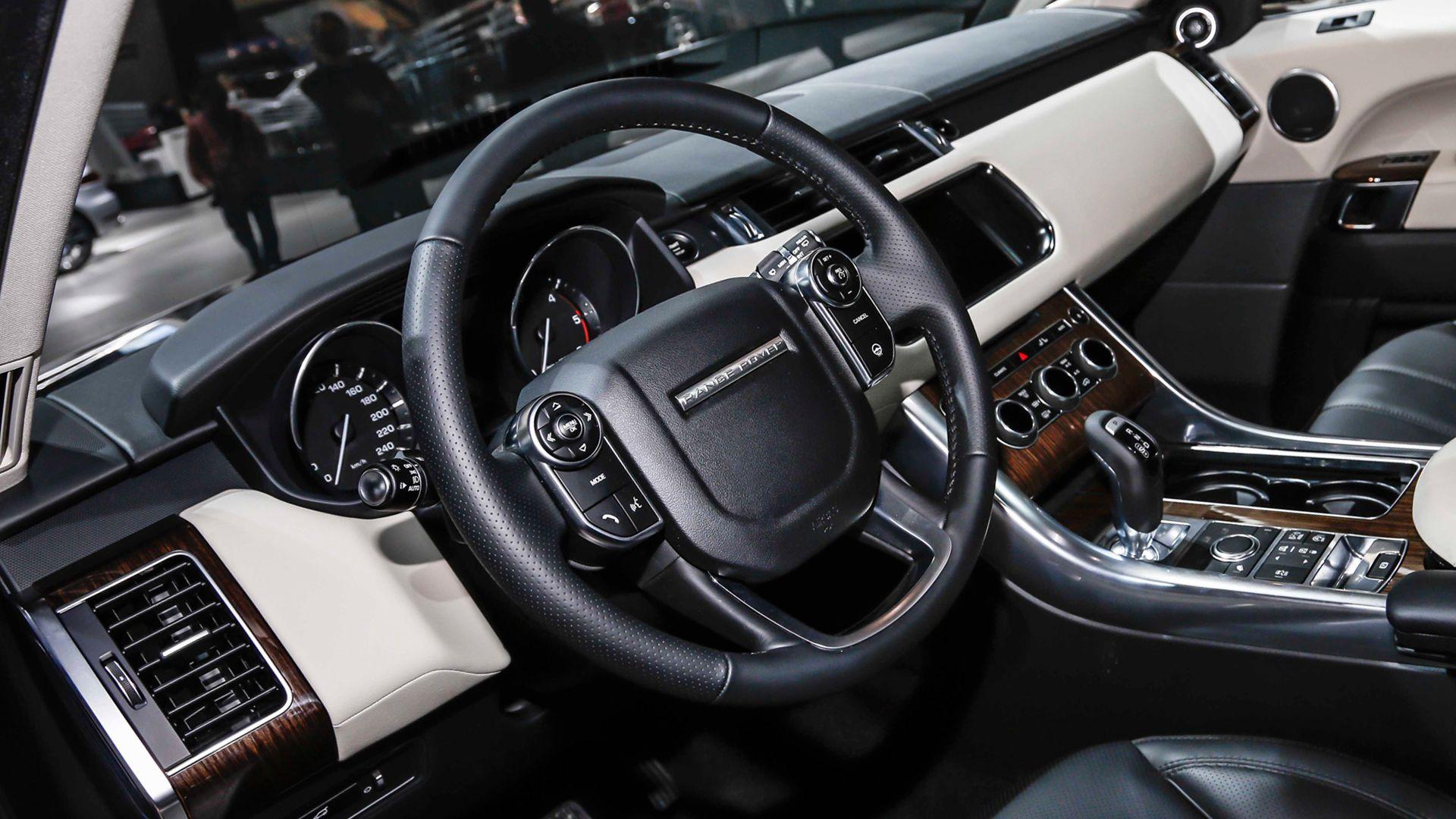 2019 Range Rover Sport Interior Design
