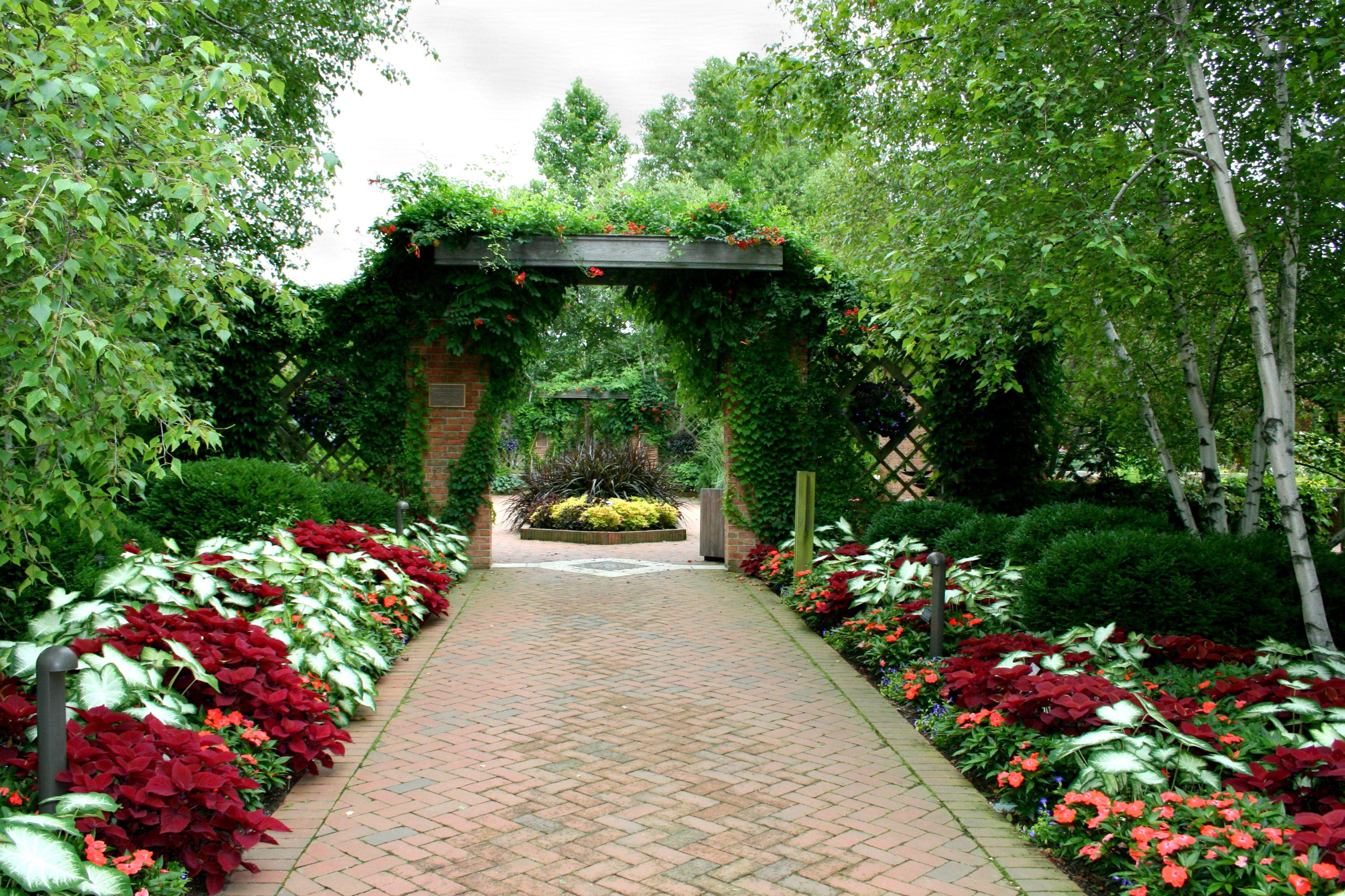 Wallpaper Hd Garden