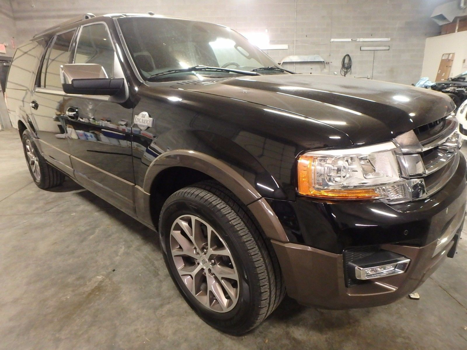 Ebay 2017 Ford Expedition 2017 Ford Expedition El King Ranch