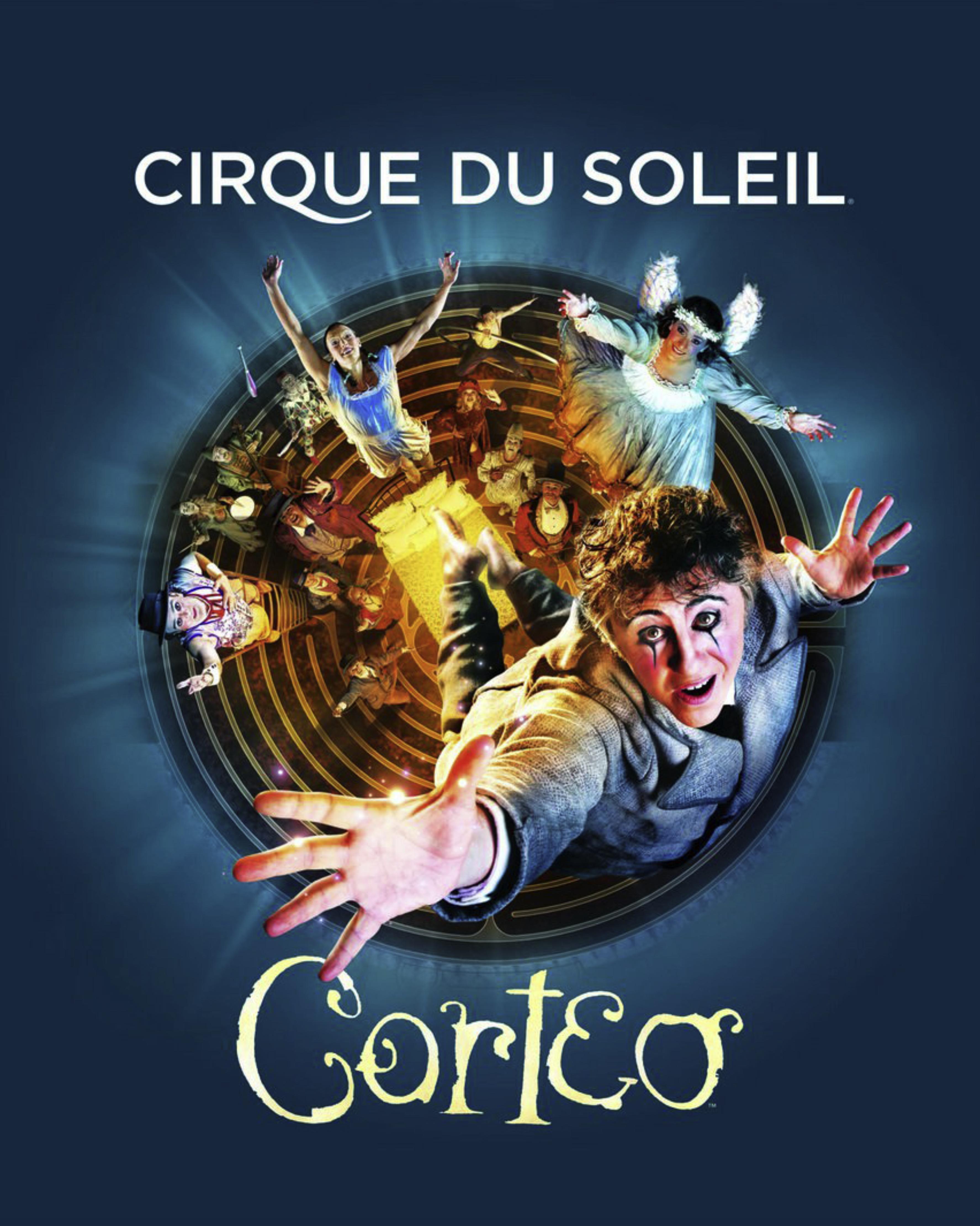 Cirque Du Soleil Corteo Une Comedie Un Regal Un Carnaval Italianno Imaginaire Cirque Du Soleil Cirque Shows