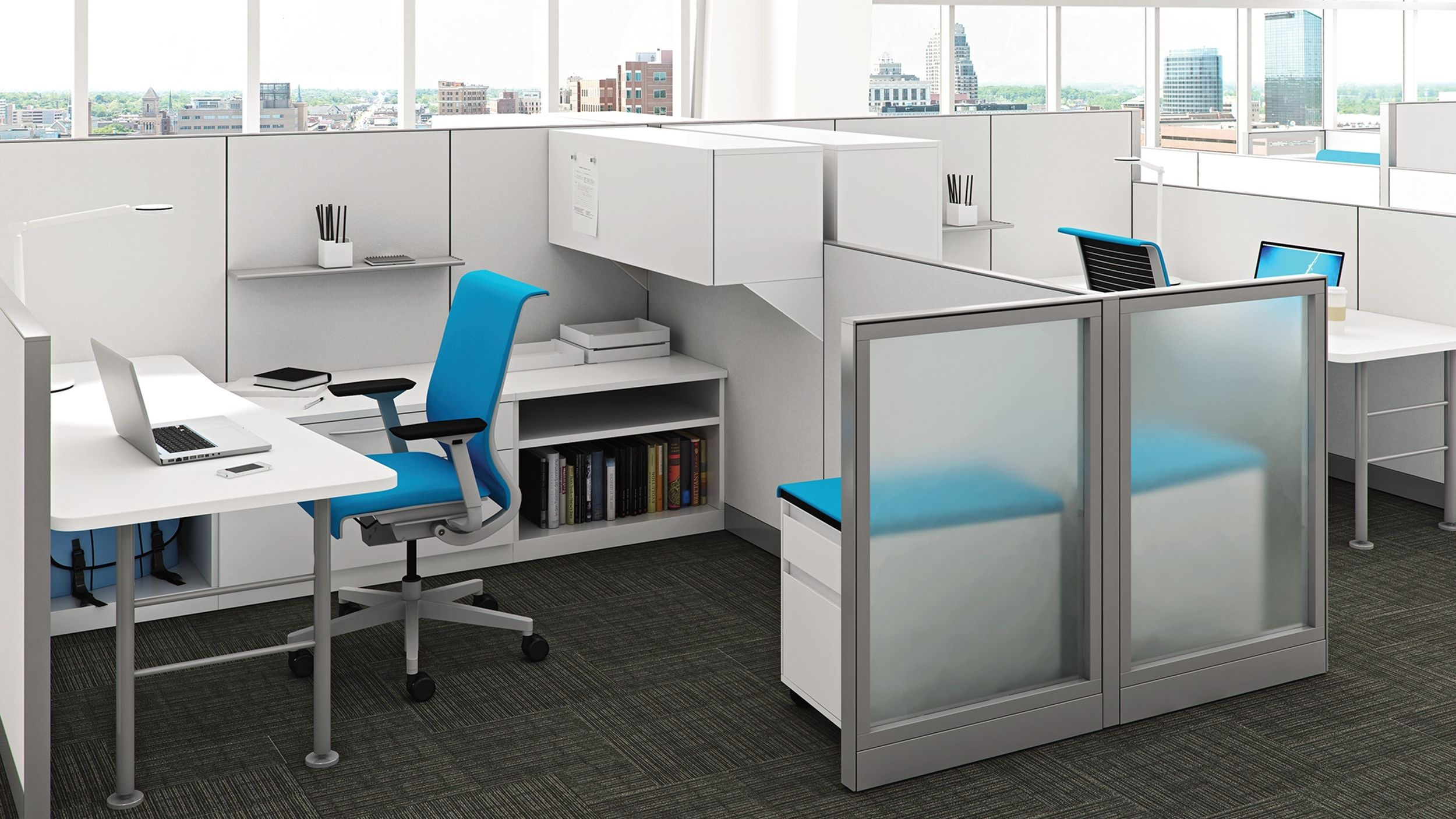 Explore Office Cubicles, Office Spaces And More