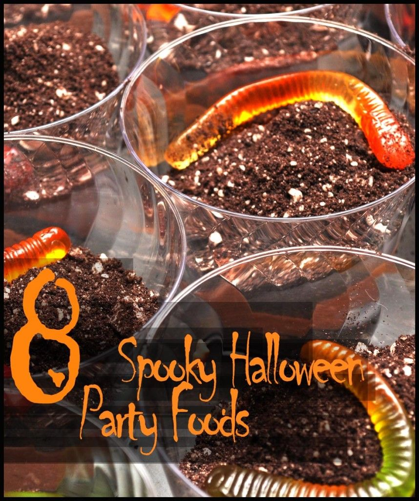 8 Spooky Halloween Party Food Ideas -   Popular, Thanksgiving and ...