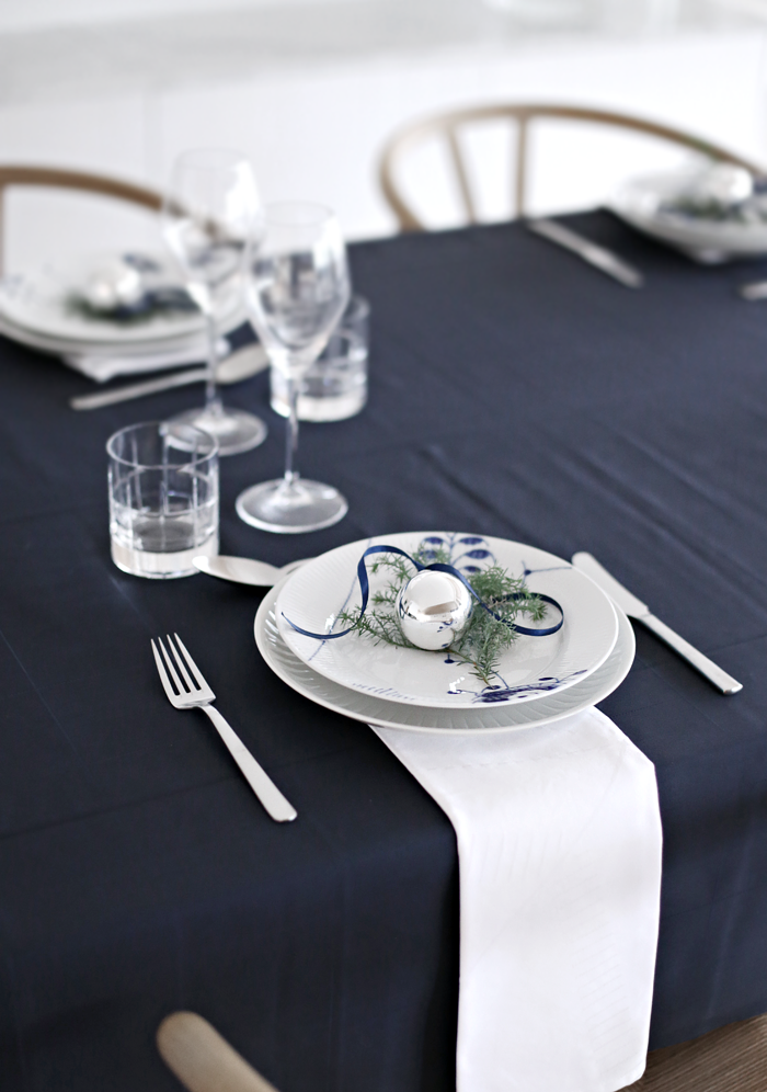 Table setting New Year´s Eve | Stylizimo #borddekkingnyttårsaften