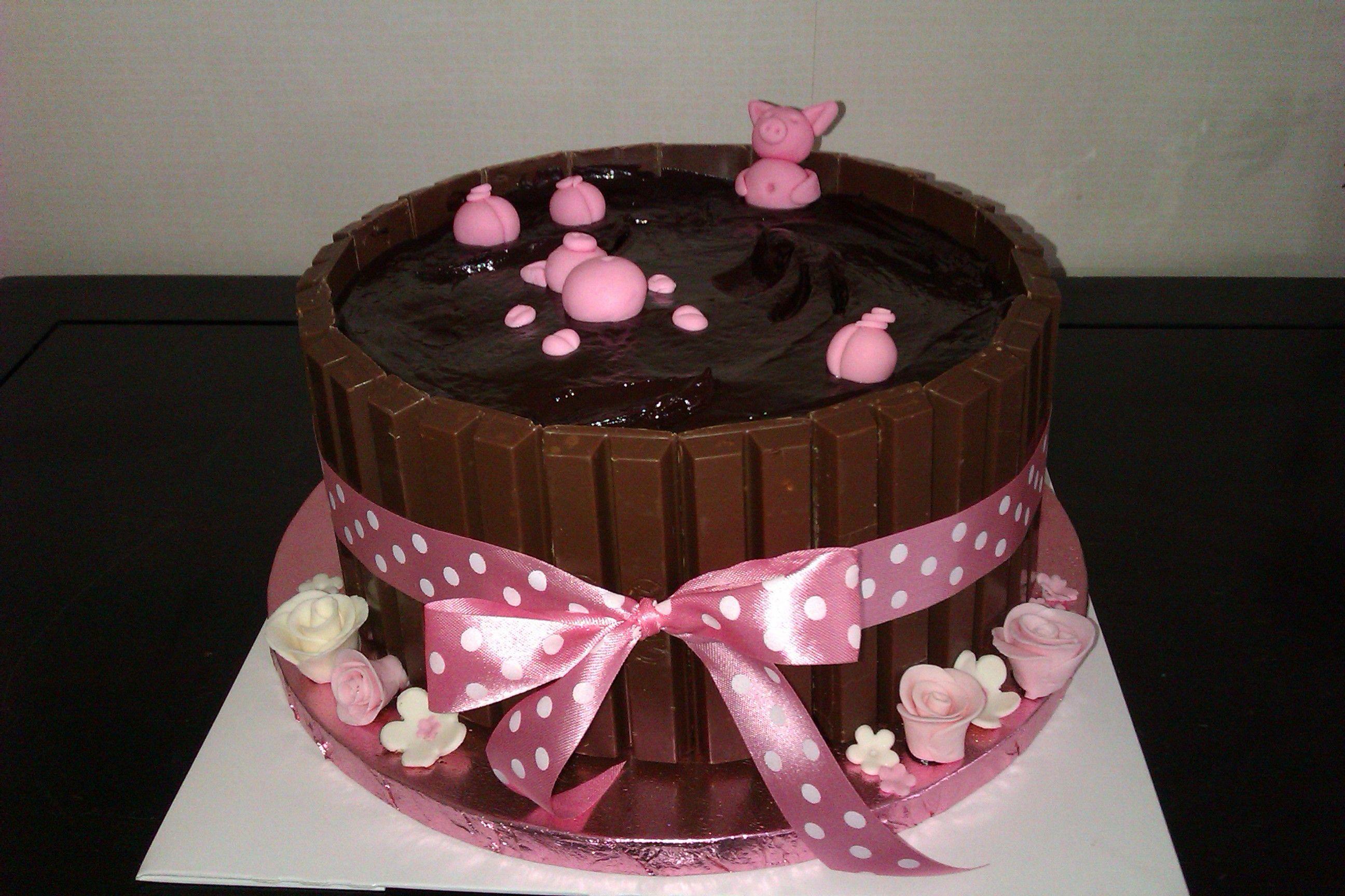 cakes kit kat - Pesquisa Google