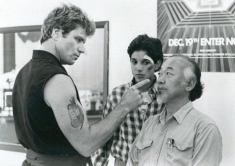 Karate Tommy 1980