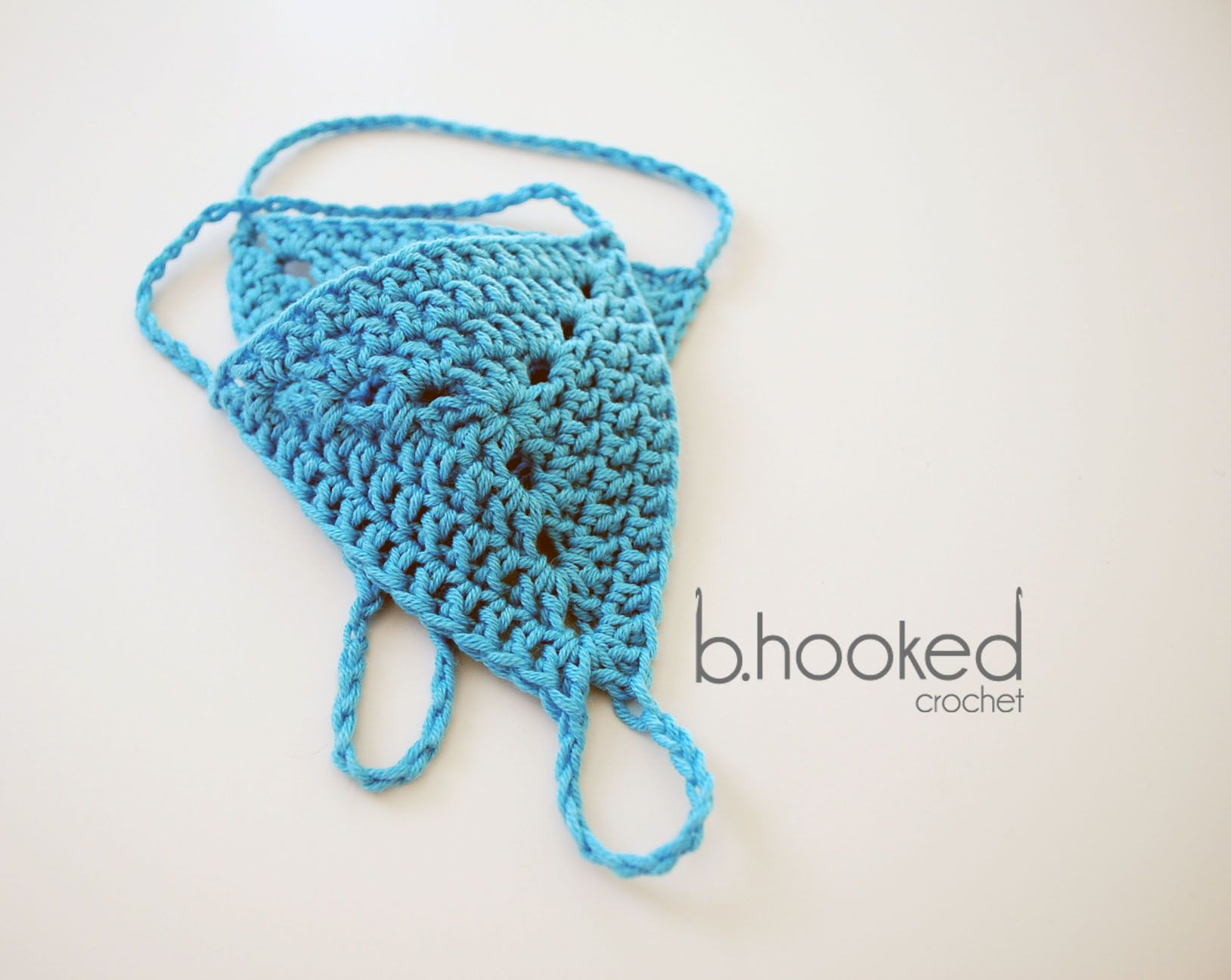 Free Pattern and video tutorial from B.hooked Crochet. d76f5509e69