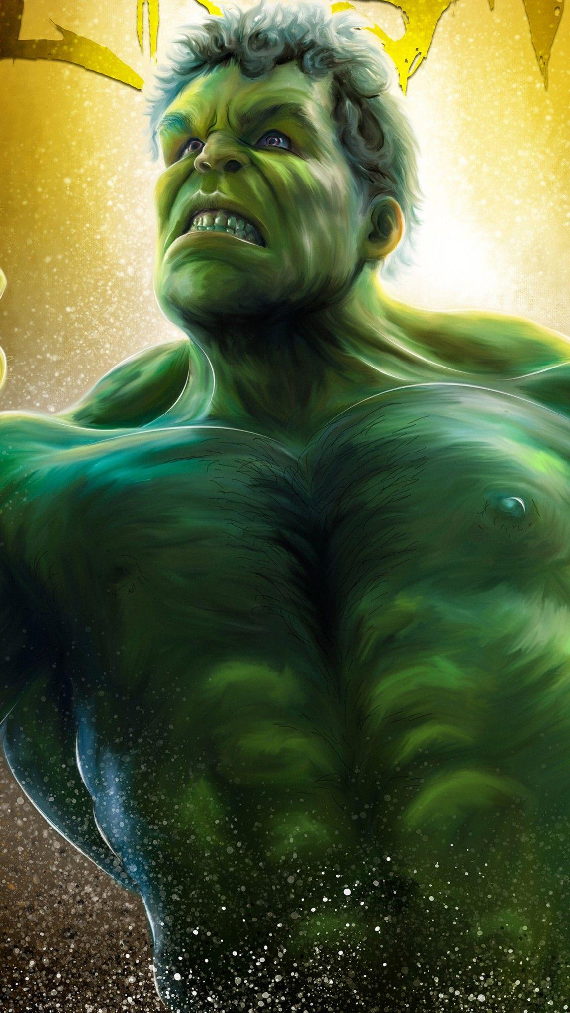 The Incredible Hulk Wallpaper, Hulk, Superhero