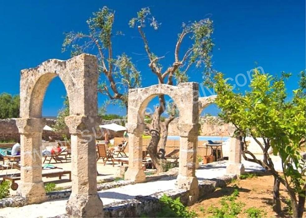 Rental villas and apartments in Puglia (Apulia), Italy ...