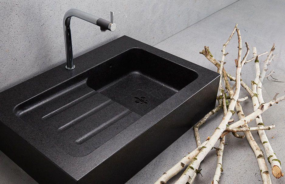 landlord living naturstein sp lbecken cabin fever pinterest sp lbecken natursteine und. Black Bedroom Furniture Sets. Home Design Ideas
