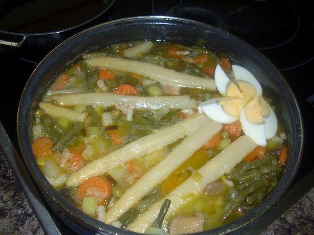 Consejos Y Trucos De Cocina Menestra De Verduras Menestra De Verduras Verduras Consejos Y Trucos