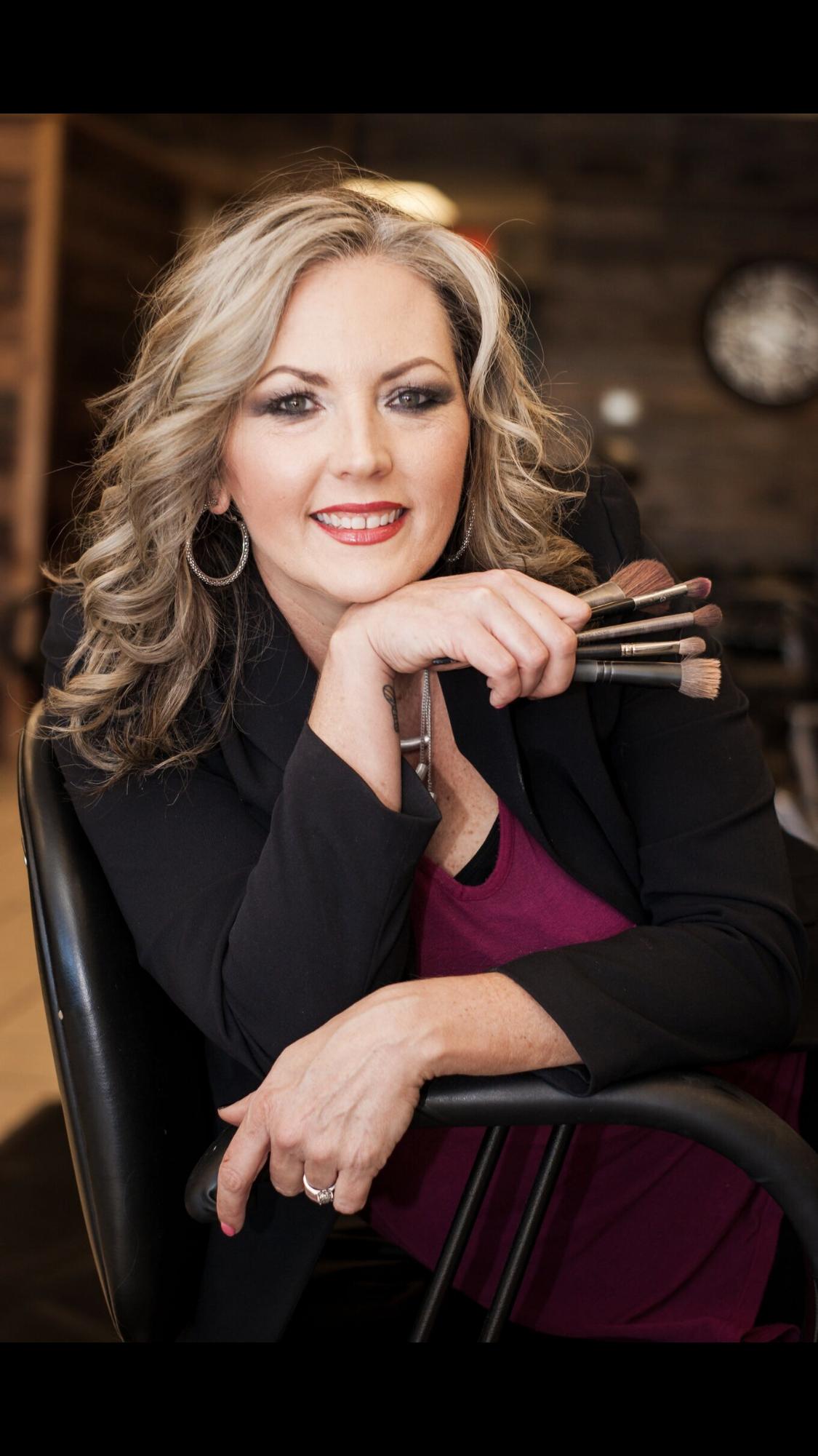 Makeup artist headshots Makeup artist branding