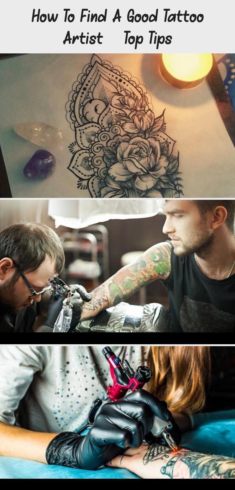 How To Find A Good Tattoo Artist Top Tips Cool Tattoos Mandala Tattoo Shoulder Tattoo Artists