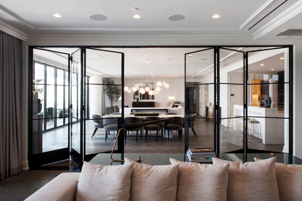 Above the Penthouses Hollywood X Beltran Architects, Inc