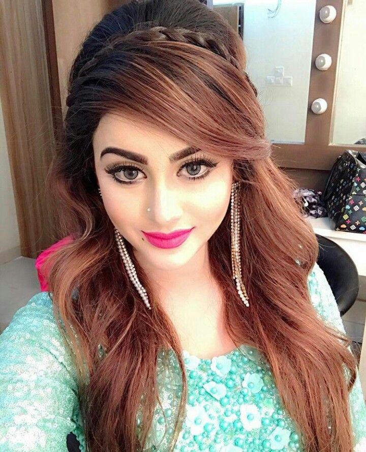 Raniiiiiii Women S Fashion Engagement Hairstyles Hair Styles Open Hairstyles