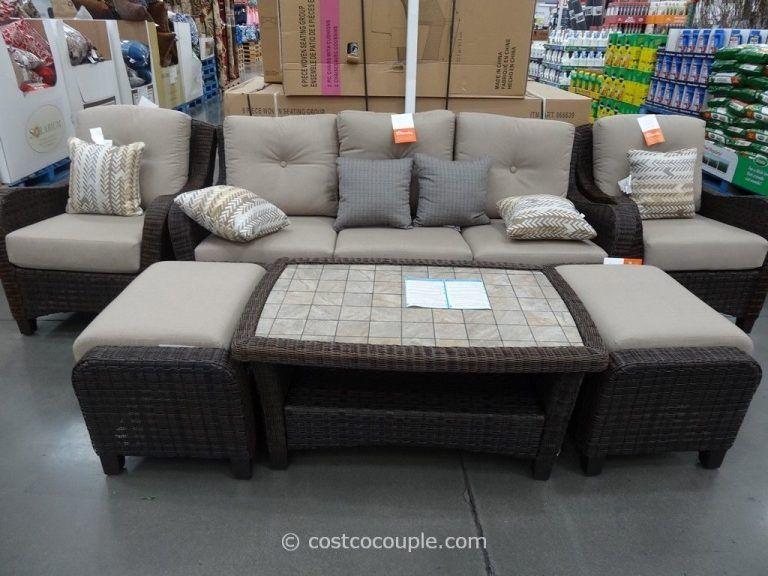 Impressive On Patio Chairs Costco Furniture Costco Outdoor