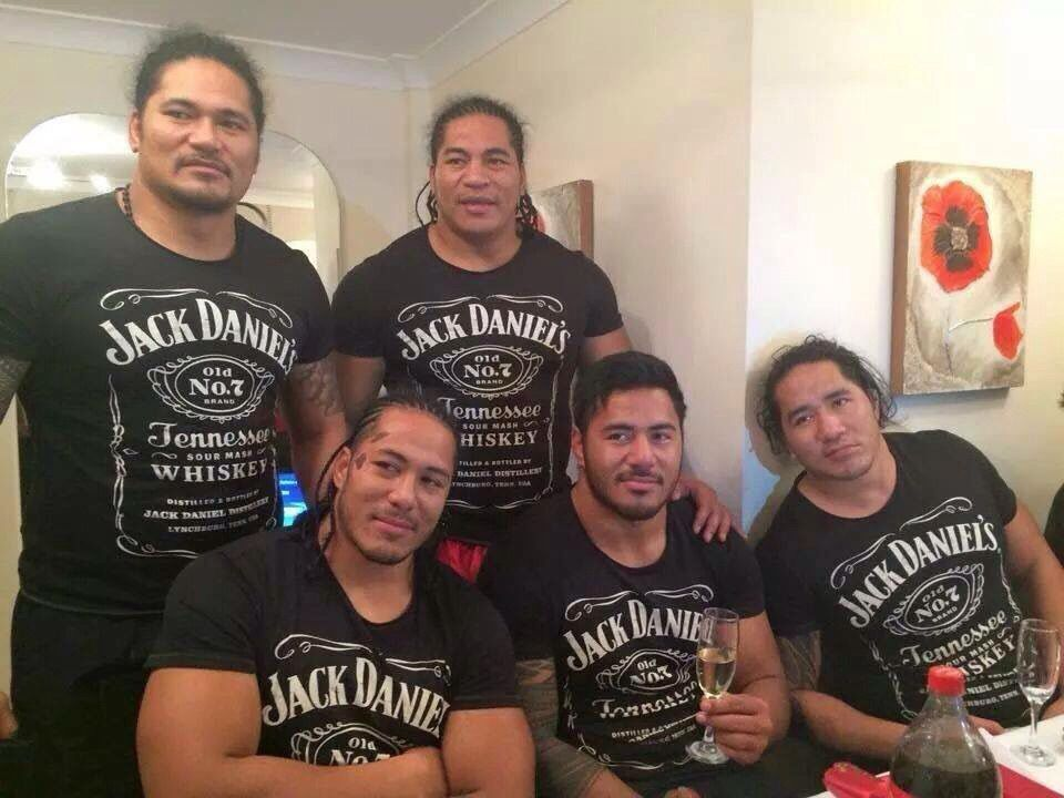 Tuilagi brothers, all apart from Freddie | Rugby men, Best rugby ...