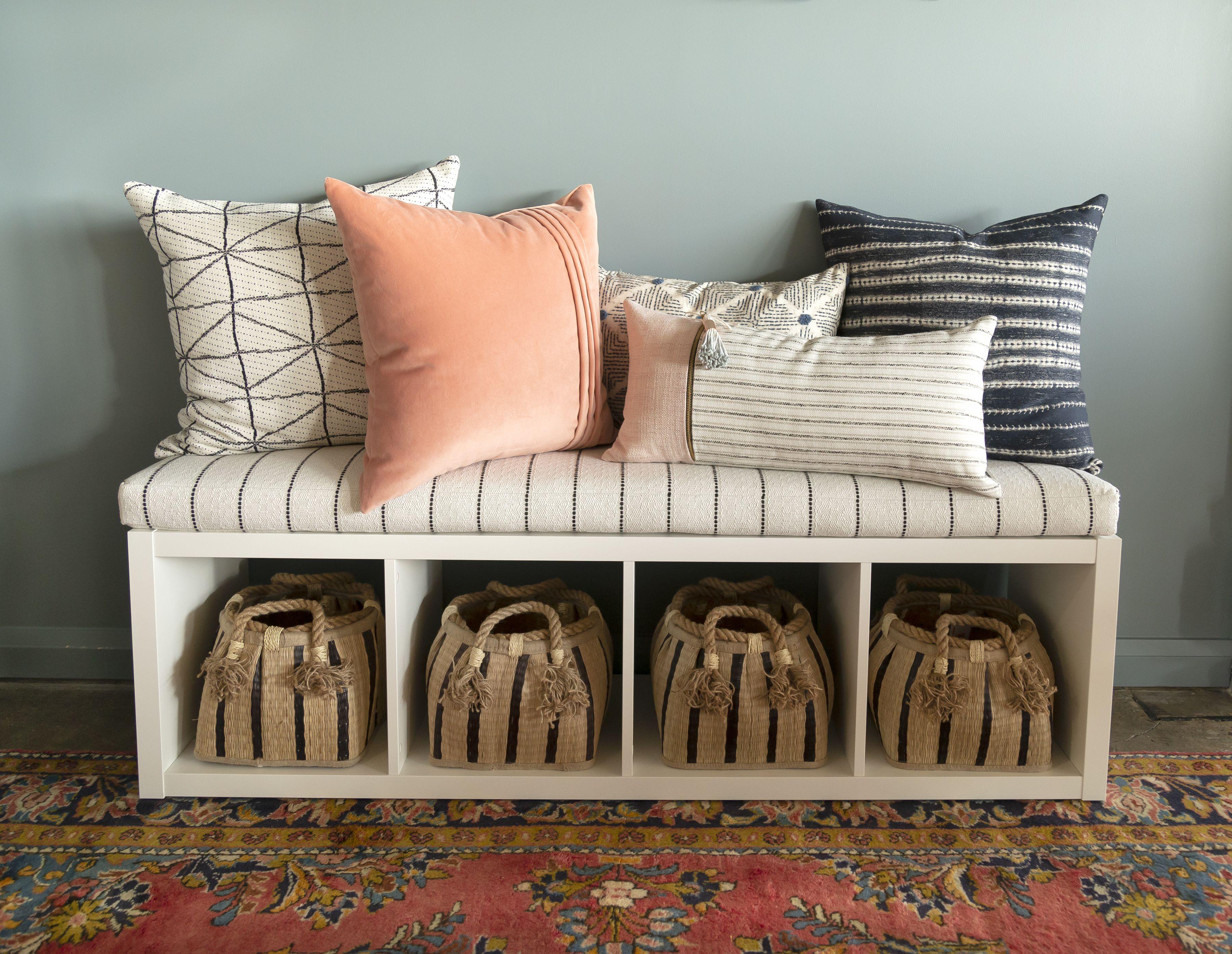 toulouse foam bench cushion onyx ikea hack kallax shelf in 2019 rh pinterest com