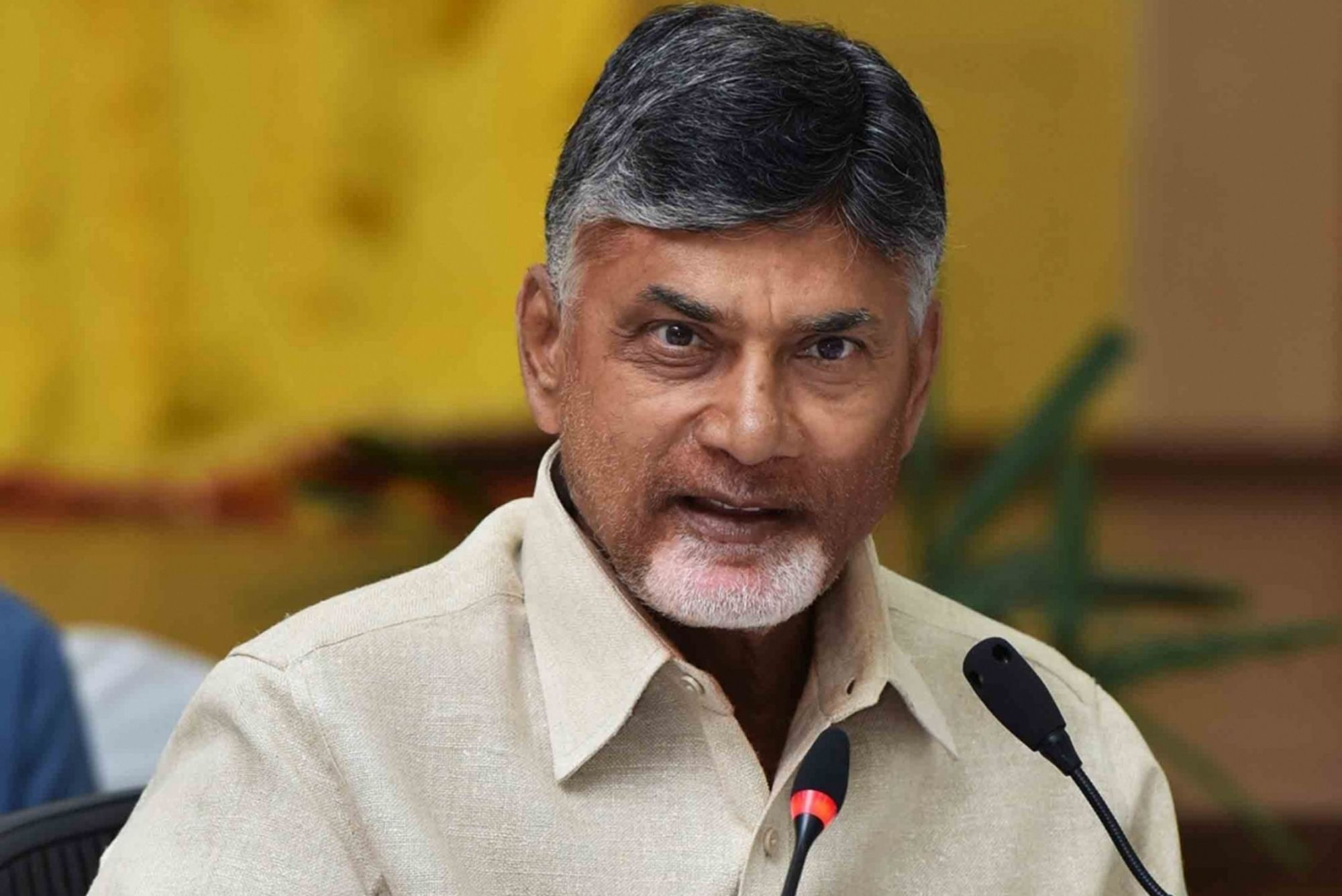 Aren't you ashamed to come emptyhanded Andhra CM to Modi