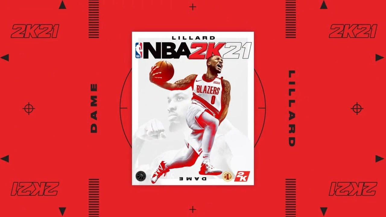 Nba 2k21 First Official Cover Athlete Announced And Pre Order Date Set In 2020 Walk In My Shoes Athlete Blazers Basketball