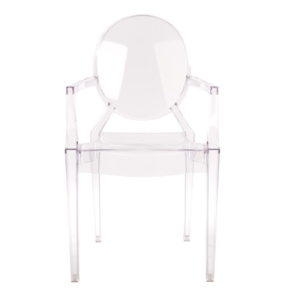 Lovely The Matt Blatt Replica Philippe Starck Louis Ghost Armchair By Philippe  Starck   Matt Blatt$129