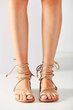 a4a85e34869c Jeffrey Campbell Adios Gladiator Sandal - Urban Outfitters