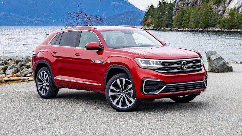 2020 VW Atlas Cross Sport First Drive in 2020 Sport one