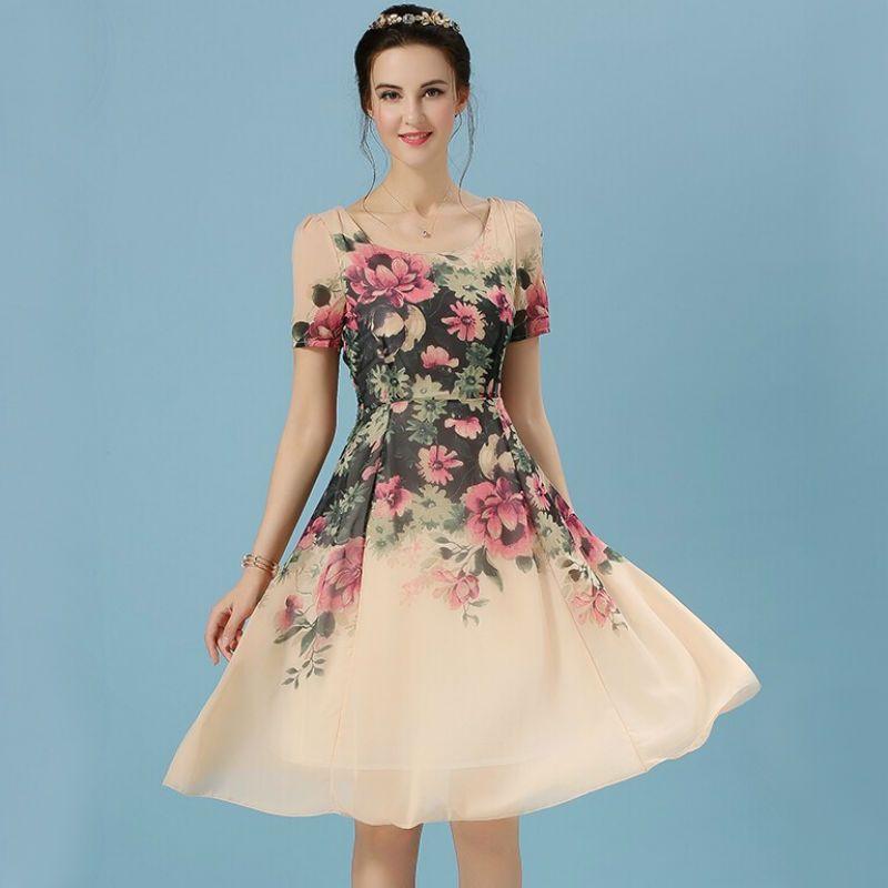 vestido no joelho com mangas - Pesquisa Google | Dress | Pinterest ...