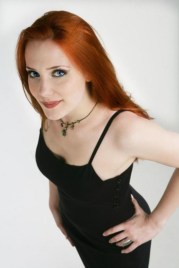 redhead Sopranos d-girl