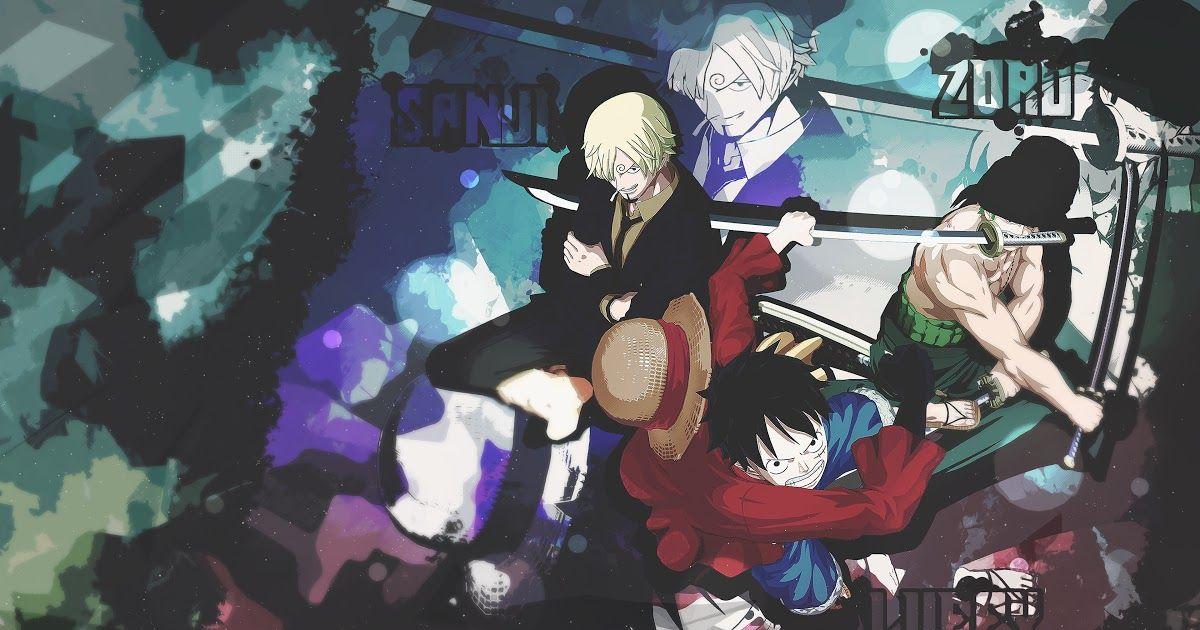 Luffy Badass Epic One Piece Wallpaper Inai