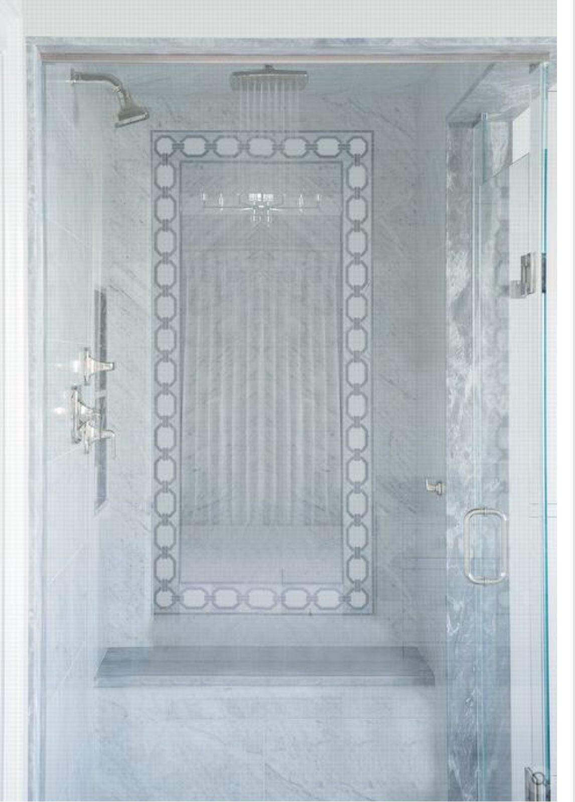 Pin by CAMPION INTERIOR DESIGN on TILES Marble showers