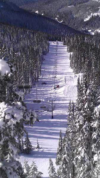 White Pass Ski Area, Washington State- so many great places to ski or snowboard in Washington