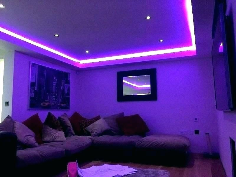 32 8ft Rgb Led Strip Light Kit Smart Wifi App Control Music Light Tape Compatible With Alexa Google Assistant Us Plug In 2020 Led Lighting Bedroom Bedroom Decor Small Rooms